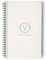 Classic Monogram Journals
