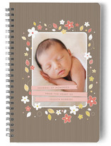 Baby Bouquet Journals