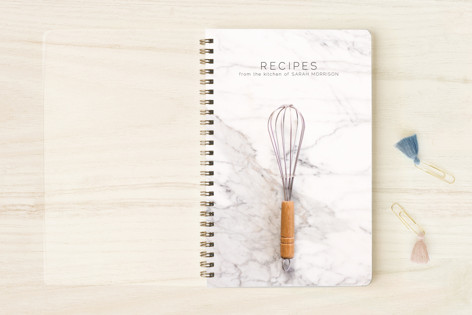 Baker's Notebook Notebooks