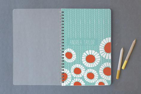 Pretty Poppies Notebooks