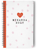 Varsity Heart Journals