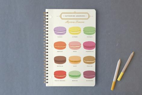 Macarons Française Notebooks