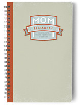 Super Mom Journals