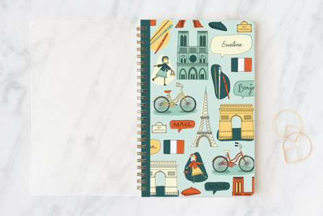 A Little Paris Notebooks