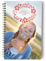 Flowers for Mom Journals
