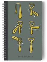 To Tie A Tie Journals
