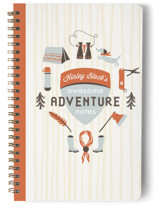 Moonrise Adventure Notes Journals