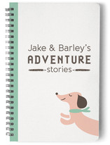 Doggy and Me Stories Journals