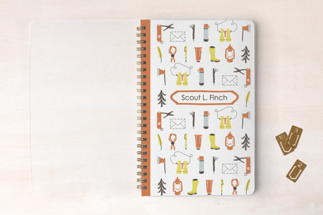 The Outdoorsy Type Notebooks