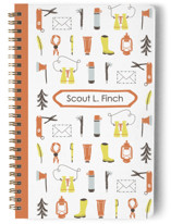 The Outdoorsy Type Journals
