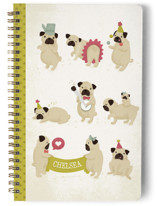 Pugs on Parade Journals