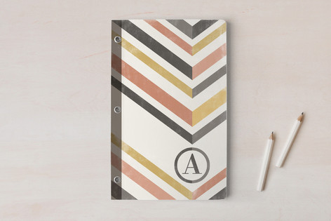 Mod Chevrons Journals