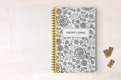 To Color or Not To Color Notebooks