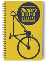 I Want To Ride My Bicycle Journals