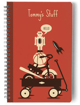 Retro Toys Journals