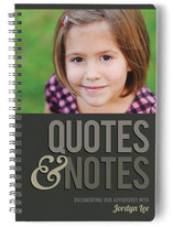 Quotes & Notes Journals
