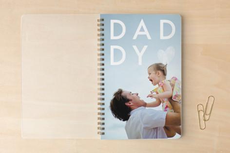 Thumbprint Love Notebooks