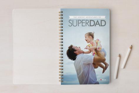 Super Dad Notebooks