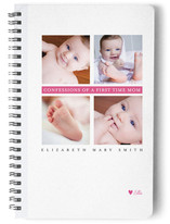 Confessions of a First Time Mom Journals