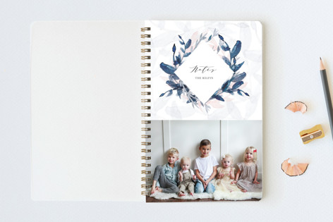 Leaf Frame Notebooks