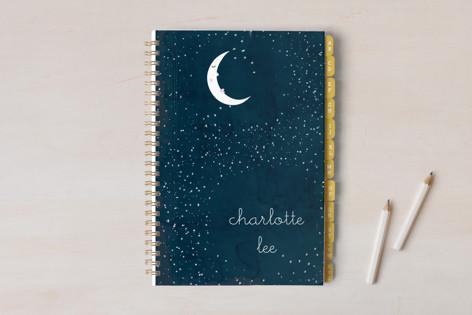 Starry Moon Notebooks