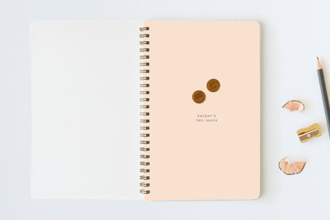 My Two Cents Notebooks