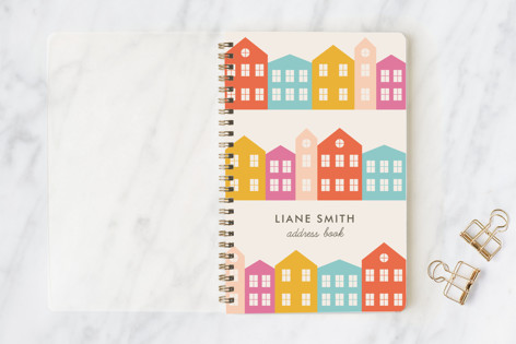 Little Houses Notebooks