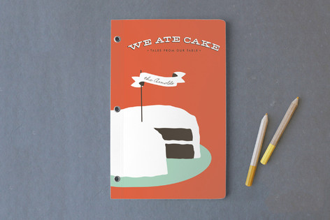 We Ate Cake Journals