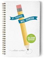 Favorite Teacher Journals