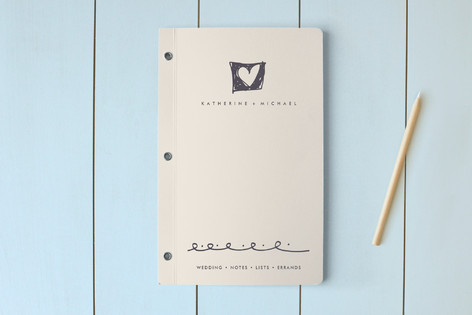Folk Wedding Journals