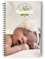 Newborn Photo Seal Journals