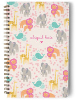 Sweet Baby Animal Pairs Journals