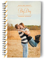 Our Big Day Planning Journals