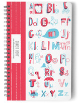 ABC Notebook Journals