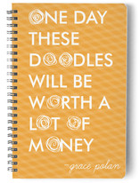 Famous Doodles Journals