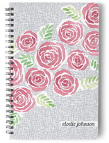 Mixed Floral Journals