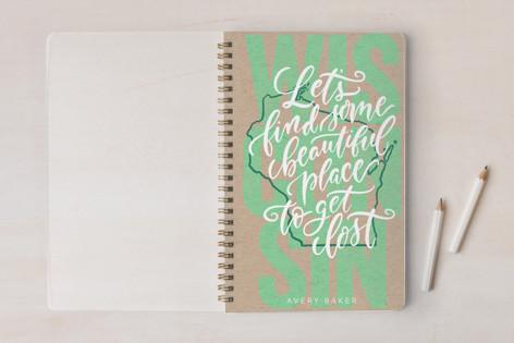 Wisconsin Living Notebooks