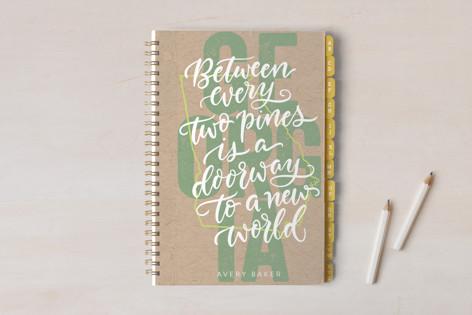 Georgia Living Notebooks