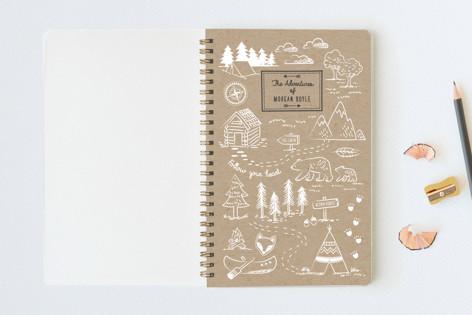 A Little Adventure Notebooks