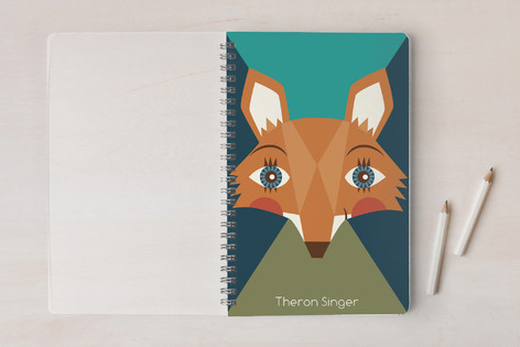 Geo Fox Is Your Friend Notebooks