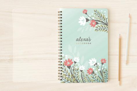 Spring Flourishes Notebooks