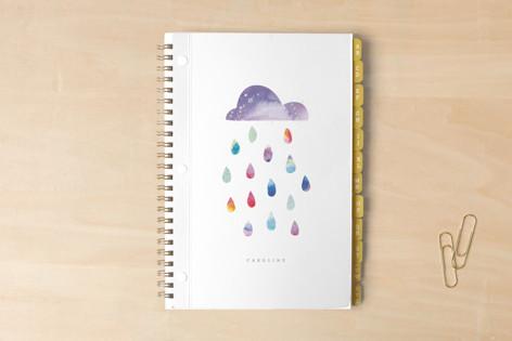 Rainbow Cloud Notebooks