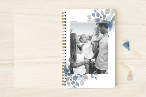 Draping Blossoms Notebooks