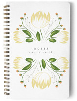 Floral Surround Notebooks