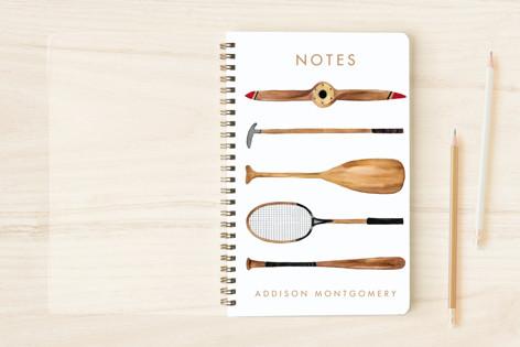 Sports On Sports Notebooks
