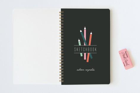 Pencil Shavings Notebooks