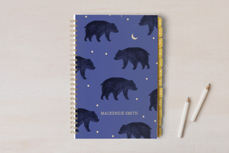 Bears In The Night Notebooks