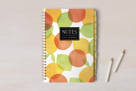 Citrus Splash Notebooks