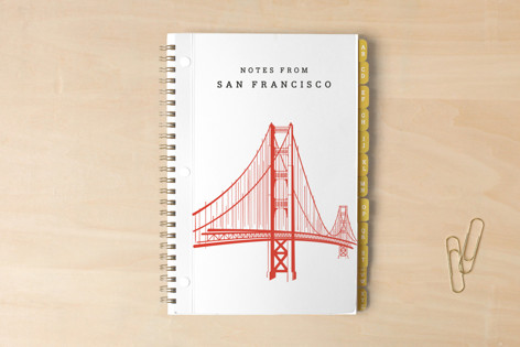 Golden Gate Bridge Notebooks
