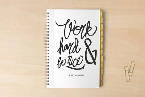 Nice Work Notebooks